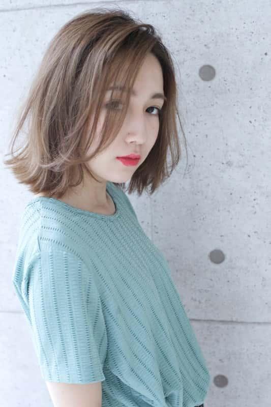 モテ 髪型