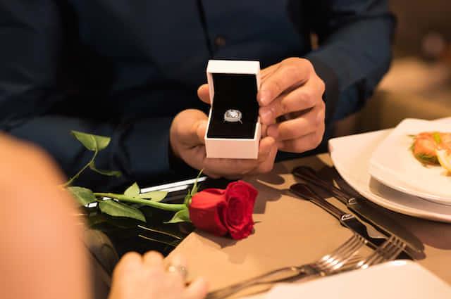 出会ってすぐ結婚 プロポーズ