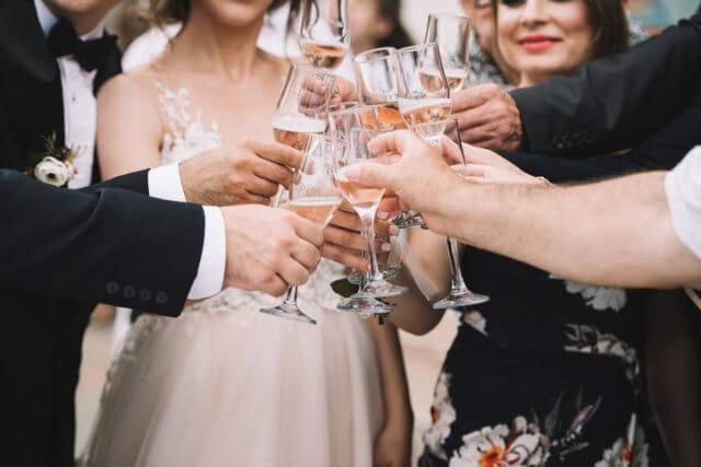 アラサー 出会い 結婚式